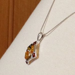 Jewelry - Hand-Crafted 925 Sterling Silver Pendant - NWOT